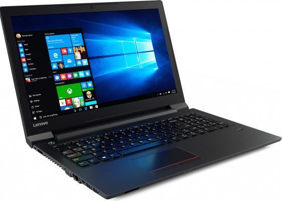 "Ноутбук Lenovo V110-15IKB 15.6"" 1366x768 Intel Core i5-7200U 500 Gb 4Gb Intel HD Graphics 620 черный DOS 80TH000VRK"