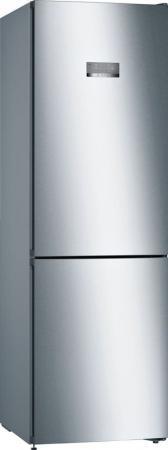 Холодильник Bosch KGN36VI21R серебристый