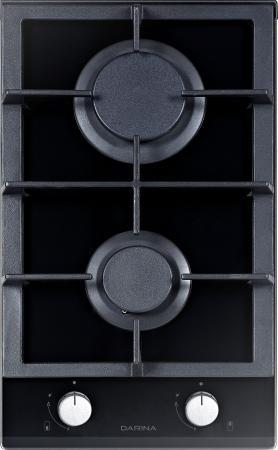 Варочная панель газовая Дарина 1T2 C 524 B черный
