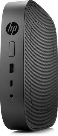 все цены на Тонкий клиент HP t530 AMD G-GX-215JJ 4Gb SSD 8 AMD Radeon R2 Без ОС черный 2DH77AA