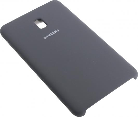Чехол Samsung для Samsung Galaxy Tab A 8.0 Silicone Cover силикон черный EF-PT380TBEGRU) планшет samsung galaxy tab a sm t350 sm t350nzkaser