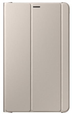 Чехол Samsung для Samsung Galaxy Tab A 8.0 Book Cover полиуретан/поликарбонат золотистый EF-BT385PFEGRU планшет samsung galaxy tab a sm t350 sm t350nzkaser