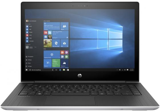 Ноутбук HP Probook 440 G5 14 1920x1080 Intel Core i5-8250U 1 Tb 8Gb Intel UHD Graphics 620 серебристый Windows 10 Professional 2SY21EA