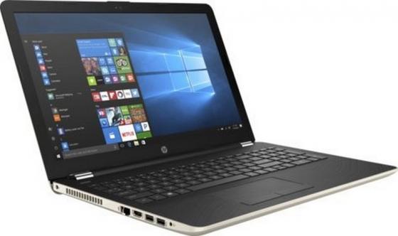Ноутбук HP 15-bw517ur 15.6 1366x768 AMD E-E2-9000e 500 Gb 4Gb AMD Radeon R2 золотистый Windows 10 Home 2FP11EA ноутбук hp 15 bw022ur 1zk12ea amd e2 9000 4gb 500gb 15 6 dvd dos black