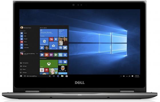 Ноутбук DELL Inspiron 5378 13.3 1920x1080 Intel Core i3-7100U 256 Gb 4Gb Intel HD Graphics 620 серый Linux 5378-5532 ноутбук трансформер dell inspiron 5378 13 3 intel core i3 7100u 2 4ггц 4гб 256гб ssd intel hd graphics 620 linux 5378 5532 серый