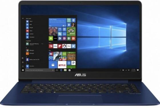 Ультрабук ASUS Zenbook UX530UQ-FY034R 15.6 1920x1080 Intel Core i5-7200U 512 Gb 8Gb nVidia GeForce GT 940MX 2048 Мб синий Windows 10 Professional 90NB0EG2-M01330 ультрабук asus zenbook ux310uq fc552t 13 3 1920x1080 intel core i5 7200u 500 gb 128 gb 8gb nvidia geforce gt 940mx 2048 мб серый черный windows 10 home