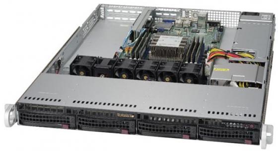 лучшая цена Серверная платформа SuperMicro SYS-5019P-WT