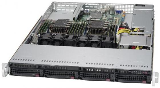 Серверная платформа SuperMicro SYS-6019P-WT бусики колечки часы звездный час бижутерный сплав арт wt 104