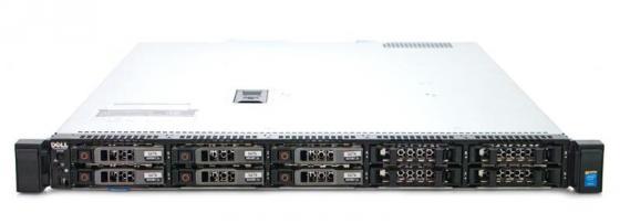 Сервер Dell PowerEdge R430 210-ADLO-190 сервер dell poweredge r430 210 adlo 81