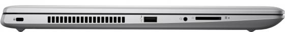 "Ноутбук HP Probook 470 G5 17.3"" 1920x1080 Intel Core i7-8550U 512 Gb 8Gb nVidia GeForce GT 930MX 2048 Мб серебристый Windows 10 Professional 2UB73EA"