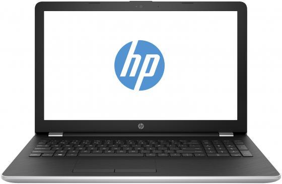 Ноутбук HP 15-bw581ur 15.6 1920x1080 AMD A10-9620P 256 Gb 6Gb Radeon R5 серебристый Windows 10 Home 2QE21EA