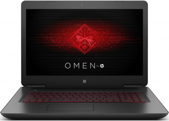 Ноутбук HP Omen 17-w211ur 17.3 1920x1080 Intel Core i5-7300HQ 1 Tb 128 Gb 8Gb nVidia GeForce GTX 1060 6144 Мб черный Windows 10 Home 1GP22EA ноутбук msi gs43vr 7re 094ru phantom pro 14 1920x1080 intel core i5 7300hq 1 tb 128 gb 16gb nvidia geforce gtx 1060 6144 мб черный windows 10 home 9s7 14a332 094