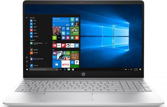 Ноутбук HP Pavilion 15-ck006ur 15.6 1920x1080 Intel Core i5-8250U 1 Tb 6Gb nVidia GeForce GT 940MX 2048 Мб серебристый Windows 10 Home 2PP69EA ноутбук lenovo deapad 310 15 6 1920x1080 intel core i3 6100u 500gb 4gb nvidia geforce gt 920mx 2048 мб серебристый windows 10 80sm00vqrk