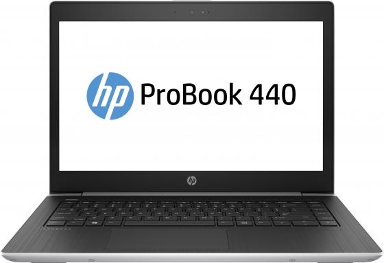 Ноутбук HP ProBook 440 G5 14 1920x1080 Intel Core i3-7100U 128 Gb 4Gb Intel HD Graphics 620 серебристый Windows 10 Professional 2RS40EA ноутбук hp probook 430 g5 13 3 intel core i5 8250u 1 6ггц 4гб 500гб intel hd graphics 620 free dos 2 0 2sx96ea серебристый