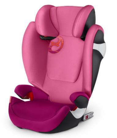 Автокресло Cybex Solution M-Fix (passion pink) автокресло cybex solution q3 fix mystic pink