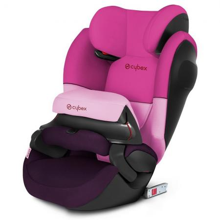 Автокресло Cybex Pallas M-Fix SL (purple rain) high peak campo 2