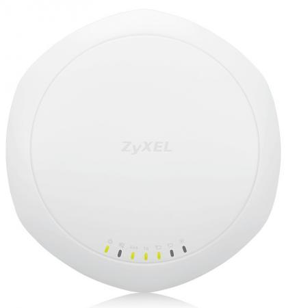 Точка доступа Zyxel NWA1123-AC PRO 802.11aс 1750Mbps 2.4 ГГц 5 ГГц 2xLAN белый NWA1123ACPRO-EU0101F