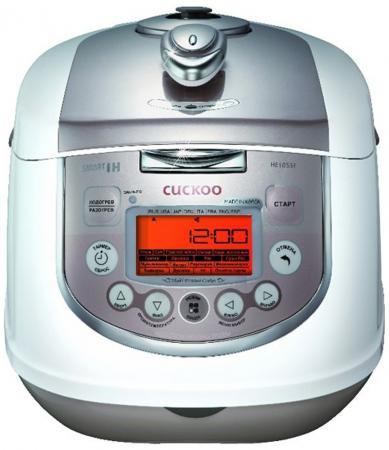Мультиварка Cuckoo CMC-HE1055F 1400 Вт 5 л белый недорого