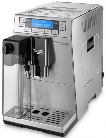 Кофемашина DeLonghi ETAM 36.365 M 1450 Вт серебристый кофемашина delonghi ecam510 55 m 1450 вт серебристый