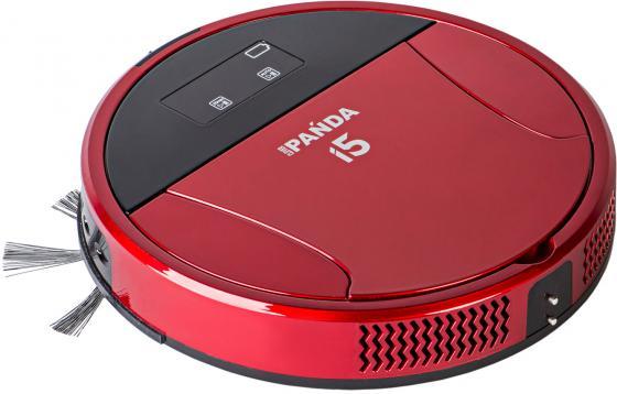 Купить со скидкой Робот-пылесос Panda i5 сухая влажная уборка красный