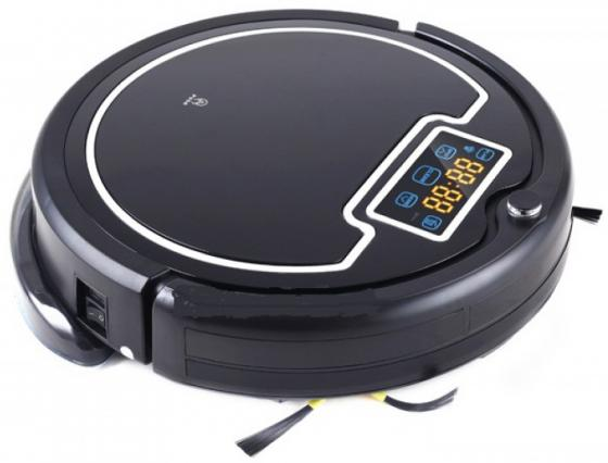 Робот-пылесос Panda X900 Pet Series сухая влажная уборка чёрный