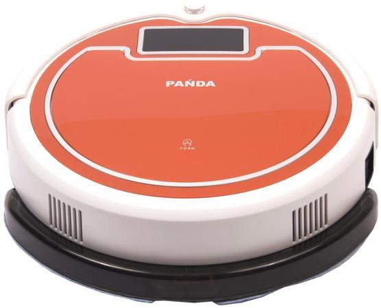 Робот-пылесос Panda X900 Pet Series сухая влажная уборка красный робот пылесос clever panda x900pro