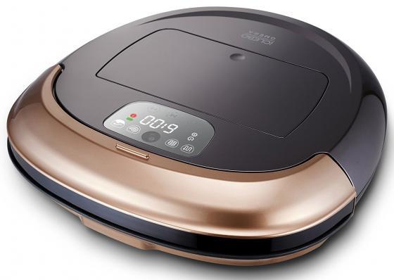 Робот-пылесос iClebo Omega сухая влажная уборка золотистый чёрный YCR-M07-10 стоимость