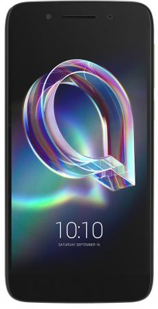 Смартфон Alcatel IDOL 5 6058D черный 5.2 16 Гб LTE GPS Wi-Fi 3G 6058D-2AALRU7 смартфон alcatel onetouch idol 4 6055k 6055kgold
