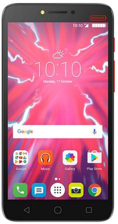 "Смартфон Alcatel Pixi 4 Plus Power 5023F белый 5.5"" 16 Гб Wi-Fi GPS 3G 5023F-2BALRU2 цена 2017"