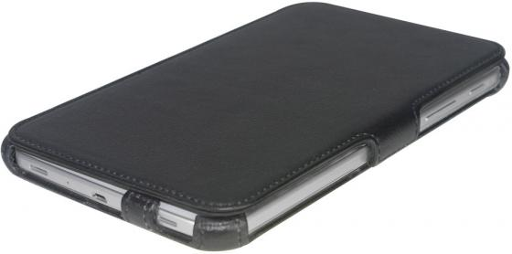 Чехол IT BAGGAGE для планшета SAMSUNG Galaxy Tab A 7 SM-T285/SM-T280 черный ITSSGTA74-1 чехол для планшета it baggage itssgta7005 1 черный для samsung galaxy tab a sm t285 sm t280