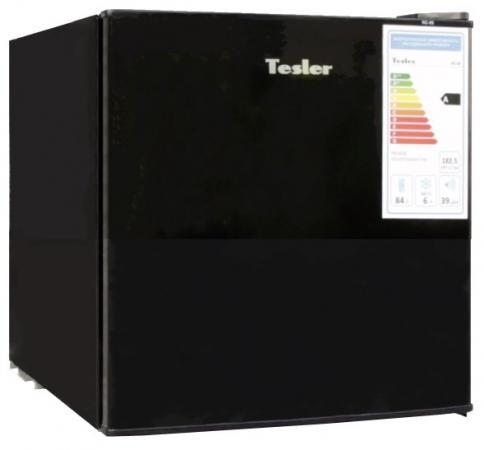 Холодильник TESLER RC-55 черный антенна tesler idp 110