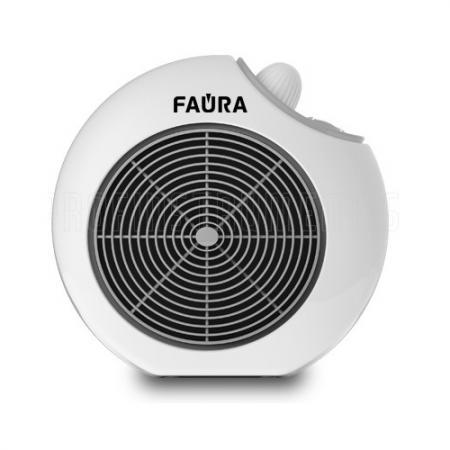 Тепловентилятор NEOCLIMA FH-10 FAURA 2000 Вт синий белый мультиварка delonghi fh 1394 2300 вт 5 л белый черный