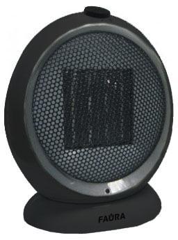 Тепловентилятор NEOCLIMA PTC-20 FAURA 1500 Вт чёрный