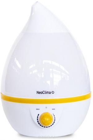 Увлажнитель воздуха NEOCLIMA NHL-200L белый увлажнитель воздуха ультразвуковой neoclima nhl 500 vs белый объём 5 л