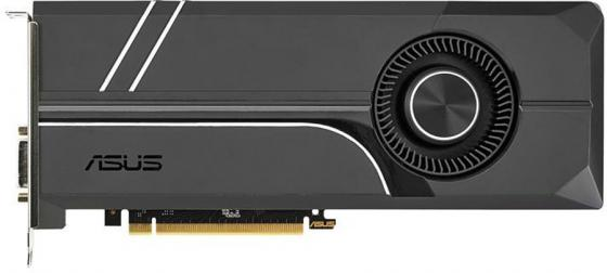 Видеокарта 8192Mb ASUS GeForce GTX1070Ti TURBO PCI-E 256bit GDDR5X DVI HDMI DP TURBO-GTX1070TI-8G Retail видеокарта 8192mb msi geforce gtx 1080 gaming x 8g pci e 256bit gddr5x dvi hdmi dp retail