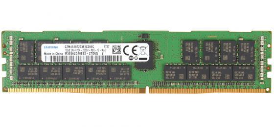 Оперативная память 16Gb PC4-21300 2666MHz DDR4 DIMM ECC Reg Samsung M393A2K40CB2