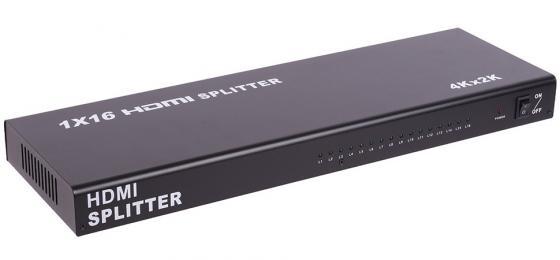 лучшая цена Разветвитель HDMI Orient HSP0116H 30464