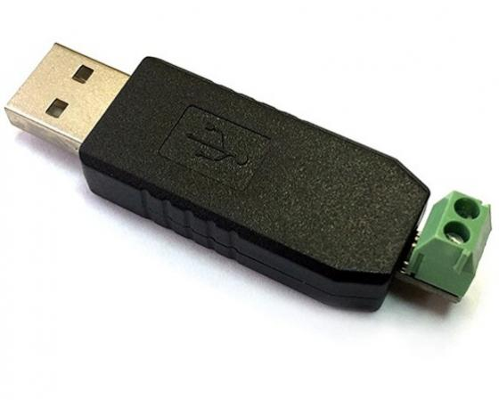 Фото - Контроллер USB - RS485 UR485 Espada 41373 контроллер контроллер espada usb rs422 ur422