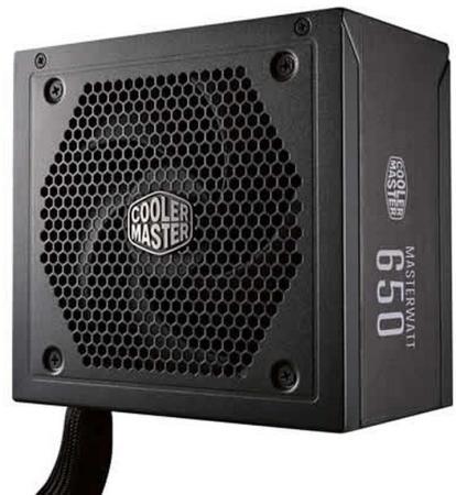 Блок питания ATX 650 Вт Cooler Master MasterWatt 650 MPX-6501-AMAAB-EU блок питания atx 750 вт cooler master masterwatt 750 mpx 7501 amaab eu