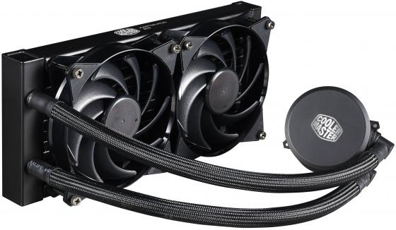 Водяное охлаждение Cooler Master MasterLiquid Lite 240 MLW-D24M-A20PW-R1 Socket 775/1150/1151/1155/1156/2066/1356/1366/2011/2011-3/AM2/AM2+/AM3/AM3+/FM1/AM4/ FM2/FM2+ thermalright le grand macho rt computer coolers amd intel cpu heatsink radiatorlga 775 2011 1366 am3 am4 fm2 fm1 coolers fan