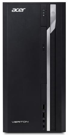 ПК Acer Veriton ES2710G MT i5 7400 (3)/4Gb/SSD256Gb/HDG630/Windows 10 Professional/GbitEth/220W/черный