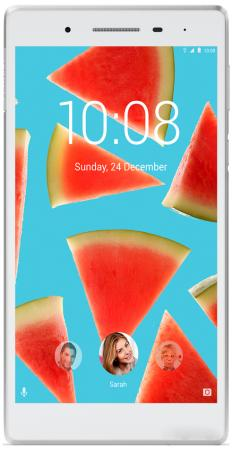 Планшет Lenovo Tab 4 TB-7504X 7 16Gb белый Bluetooth 3G Wi-Fi LTE Android ZA380053RU ZA380053RU планшет lenovo tab 4 tb 7504x 7 16gb белый bluetooth 3g wi fi lte android za380053ru za380053ru