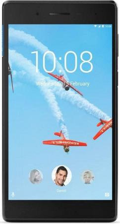 Планшет Lenovo Tab 4 TB-7504X 7 16Gb черный Wi-Fi Bluetooth Android ZA380040RU ZA380040RU планшет lenovo tab 7 tb 7504x white
