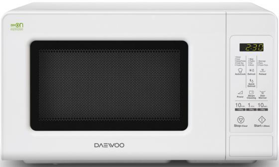 Микроволновая печь DAEWOO KOR-660BW 700 Вт белый