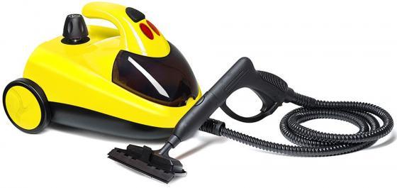 Пароочиститель KITFORT KT-908-2 1500Вт жёлтый КТ-908-2