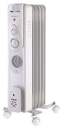 цены Масляный радиатор Supra ORS-05-F1 1000 Вт белый