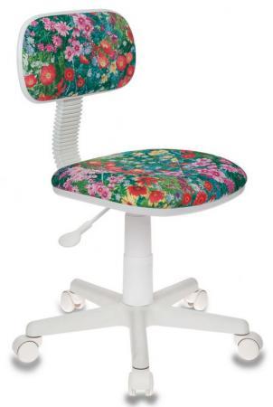 Кресло детское Бюрократ CH-W201NX/GRLAND зеленый луг