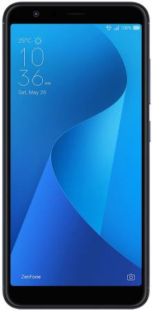Смартфон ASUS Zenfone Max Plus (M1) ZB570TL черный 5.7 32 Гб LTE Wi-Fi GPS 3G 90AX0181-M00080 смартфон asus zenfone 4 max zc554kl черный 5 5 16 гб lte wi fi gps 3g 90ax00i1 m00010