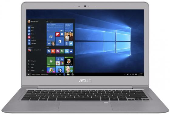 Ноутбук ASUS Zenbook UX330UA-FC298T 13.3 1920x1080 Intel Core i7-8550U 512 Gb 8Gb Intel UHD Graphics 620 серый Windows 10 Home 90NB0CW1-M07990