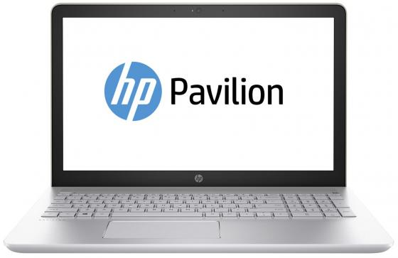 Ноутбук HP Pavilion 15-cc101ur 15.6 1920x1080 Intel Core i5-8250U 1 Tb 8Gb nVidia GeForce GT 940MX 2048 Мб серебристый DOS 2PN14EA